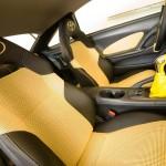 Alcantara Domino in Toyota Celica
