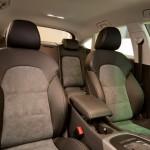 Alcantara Relax in Audi A5 SportBack II
