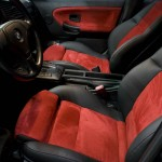 Alcantara Relax in BMW 328i e36 Touring
