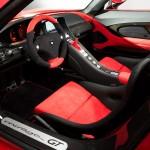 Alcantara Relax in Gemballa Mirage GT