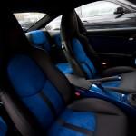 Alcantara Relax in Porsche