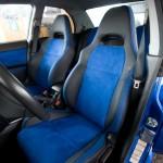 Alcantara Relax in Subaru Impresa