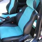Alcantara Relax in Toyota Celica