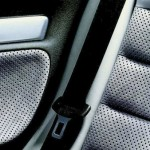 Alcantara Domino in Audi Quattro