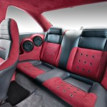 Alcantara Relax in Honda Civic tuned